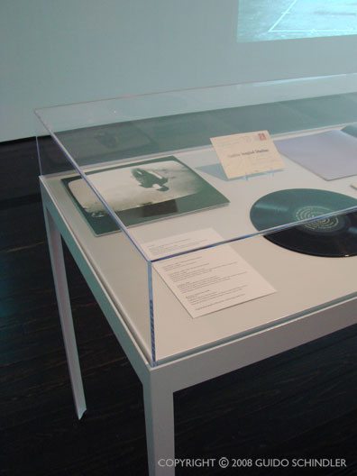 Museum Display Table 4