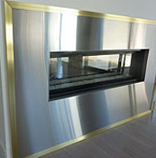 stainless-brass-fireplace