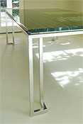 stainless-table-base